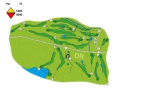 Utmanande Golfbana i Norra Skåne
